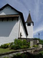 Bergkirche Aufgang